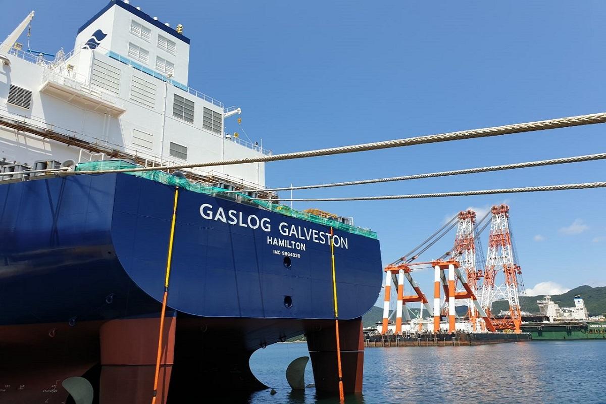 Ολοκληρώθηκε η συγχώνευση της GasLog με την BlackRock - e-Nautilia.gr | Το Ελληνικό Portal για την Ναυτιλία. Τελευταία νέα, άρθρα, Οπτικοακουστικό Υλικό
