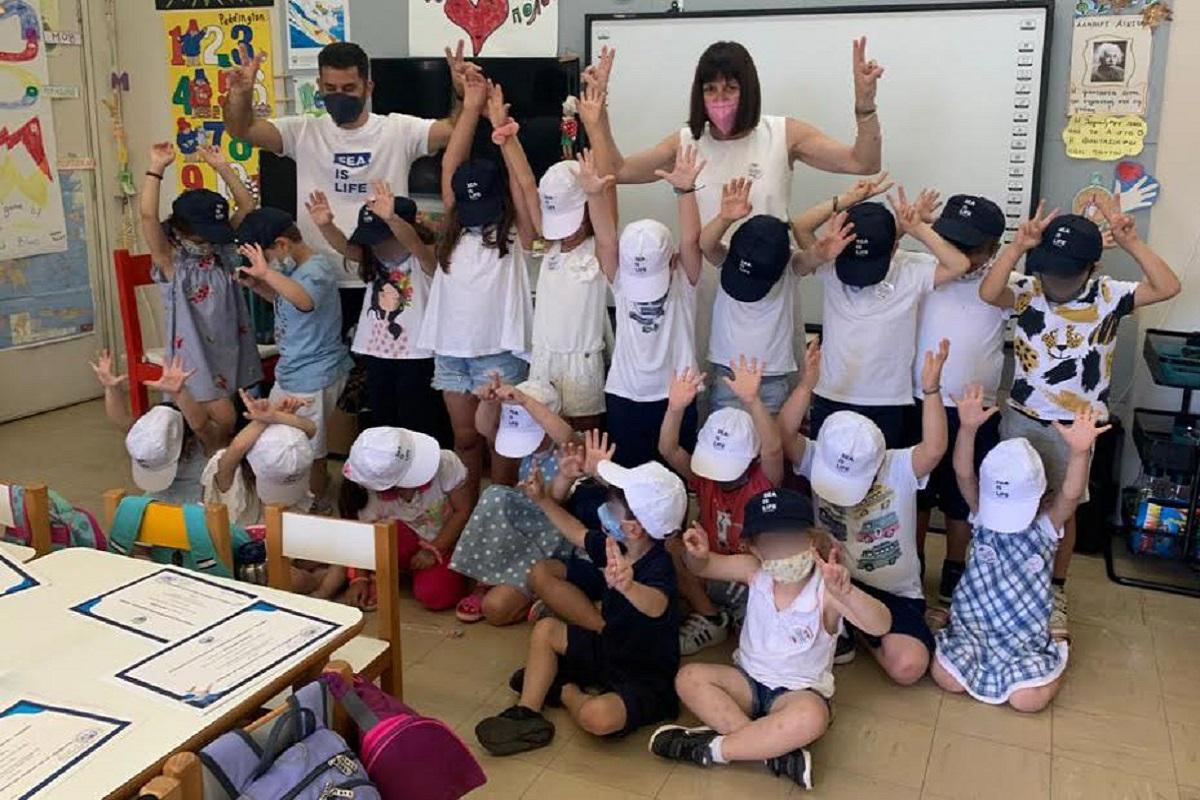 Διάκριση σε Μαθητές και Μαθήτριες από την Παιδική HELMEPA, παρουσία της Υπουργού Παιδείας και Θρησκευμάτων - e-Nautilia.gr   Το Ελληνικό Portal για την Ναυτιλία. Τελευταία νέα, άρθρα, Οπτικοακουστικό Υλικό