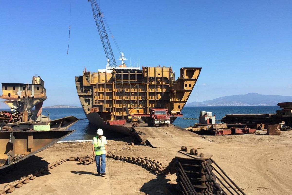 IMO: Η Ισπανία προσχώρησε στη σύμβαση για την ανακύκλωση πλοίων - e-Nautilia.gr | Το Ελληνικό Portal για την Ναυτιλία. Τελευταία νέα, άρθρα, Οπτικοακουστικό Υλικό