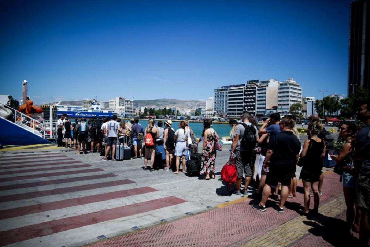 Πλακιωτάκης: Σε ισχύ από αύριο και η ψηφιακή δήλωση υγείας για τους επιβάτες στα πλοία - e-Nautilia.gr | Το Ελληνικό Portal για την Ναυτιλία. Τελευταία νέα, άρθρα, Οπτικοακουστικό Υλικό