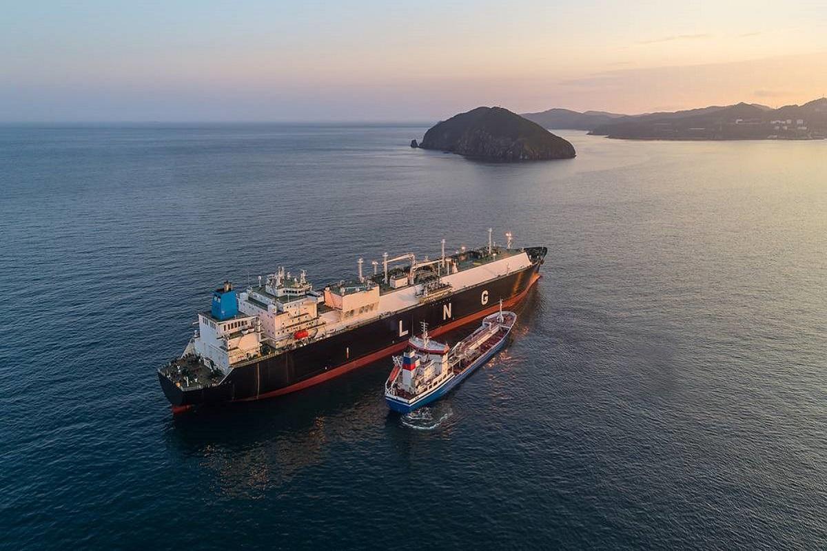 ΒΙΝΤΕΟ: Πως τα πλοία μεταφοράς φυσικού αερίου (LNG) αλλάζουν τον κόσμο - e-Nautilia.gr | Το Ελληνικό Portal για την Ναυτιλία. Τελευταία νέα, άρθρα, Οπτικοακουστικό Υλικό