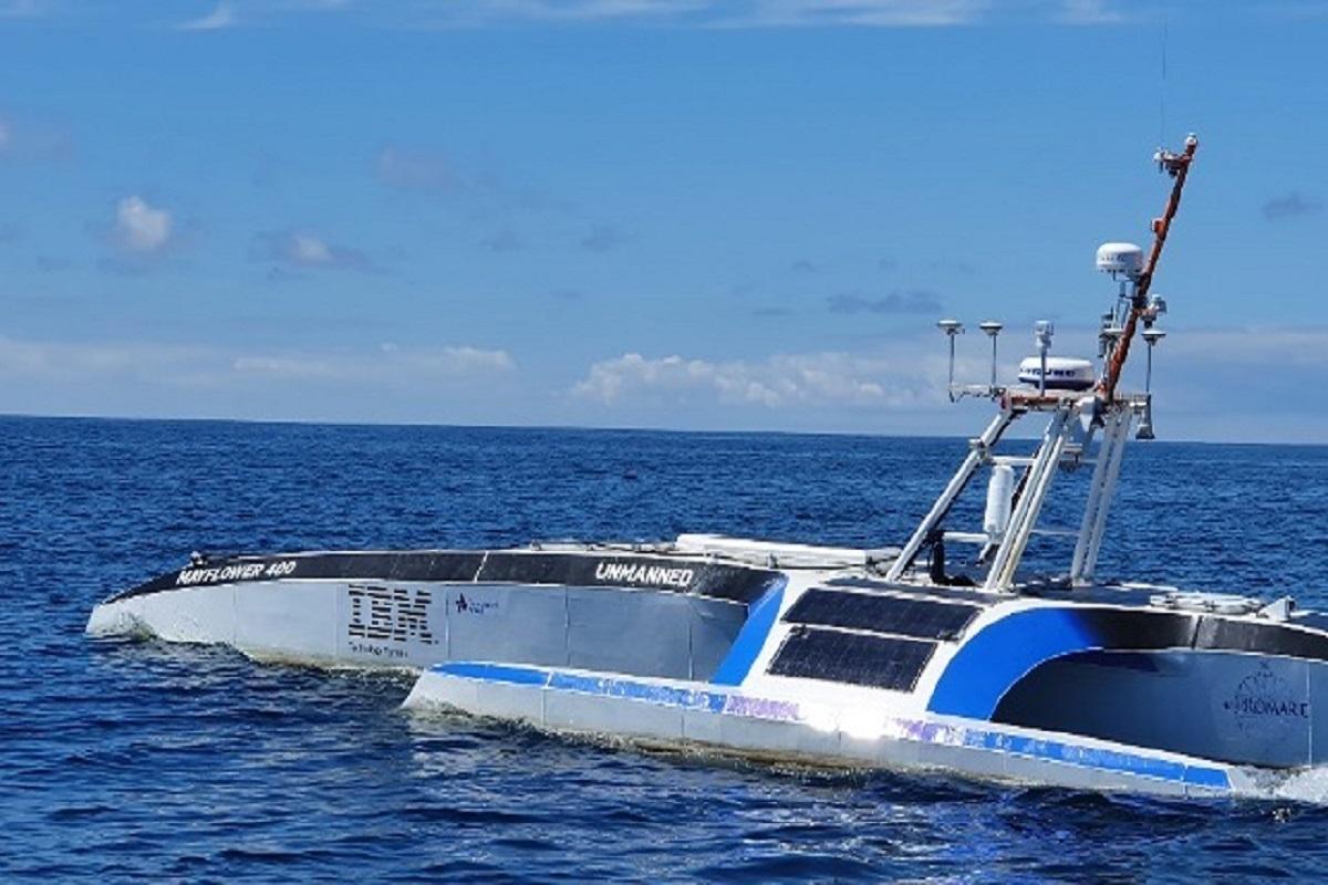 Αυτόνομο ερευνητικό σκάφος με τεχνολογία από την IBM ξεκινά υπερατλαντικό ταξίδι - e-Nautilia.gr | Το Ελληνικό Portal για την Ναυτιλία. Τελευταία νέα, άρθρα, Οπτικοακουστικό Υλικό
