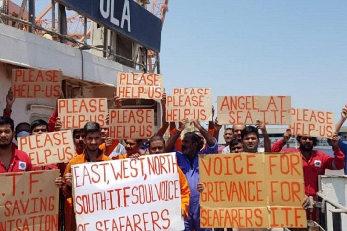 Ναυτικοί που είχαν εγκαταλειφθεί για δυο χρόνια επιστρέφουν σπίτι τους - e-Nautilia.gr | Το Ελληνικό Portal για την Ναυτιλία. Τελευταία νέα, άρθρα, Οπτικοακουστικό Υλικό