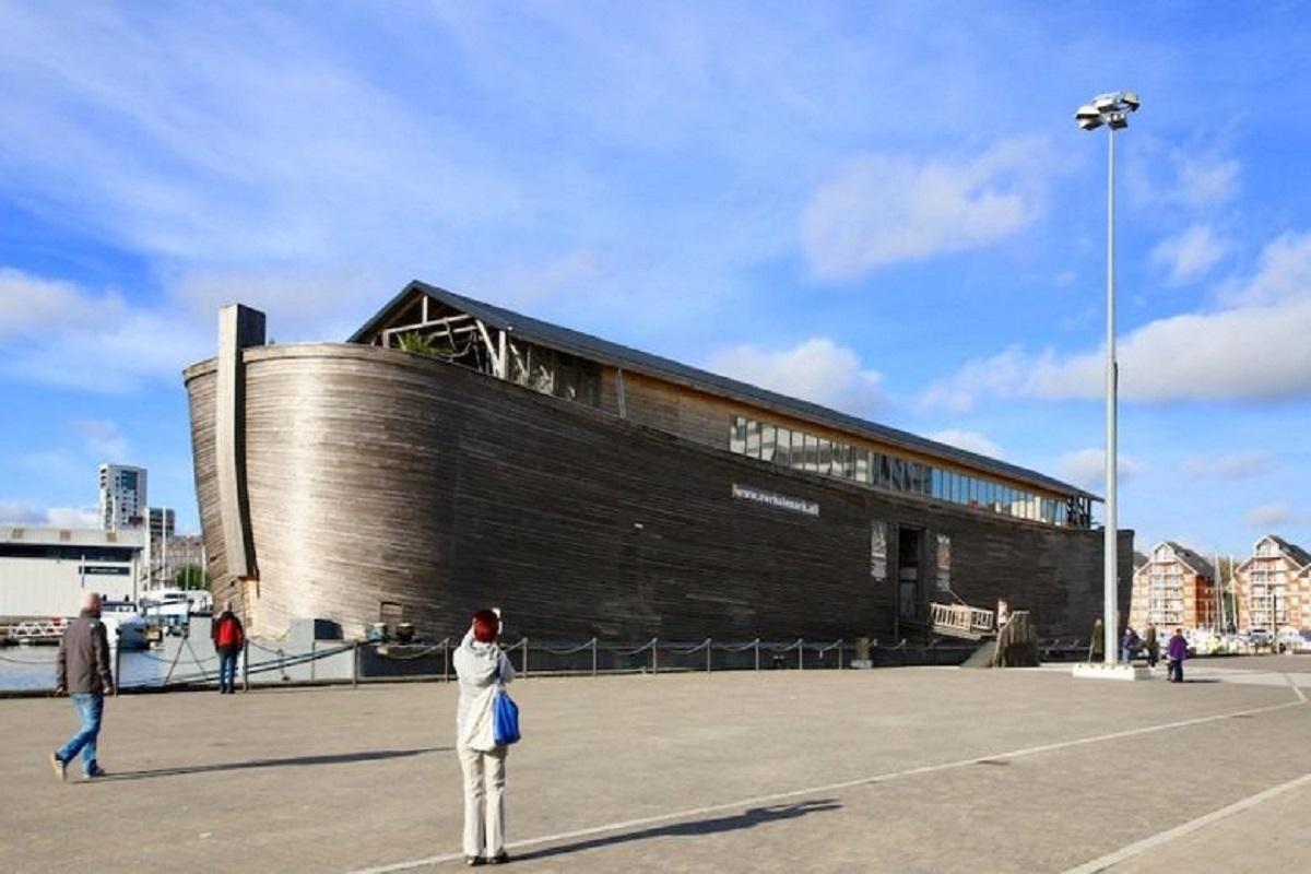 Ηνωμένο Βασίλειο: Υπό κράτηση πλοίο αντίγραφο της κιβωτού του Νώε αξίας 3,7 εκατομμυρίων δολαρίων! - e-Nautilia.gr | Το Ελληνικό Portal για την Ναυτιλία. Τελευταία νέα, άρθρα, Οπτικοακουστικό Υλικό