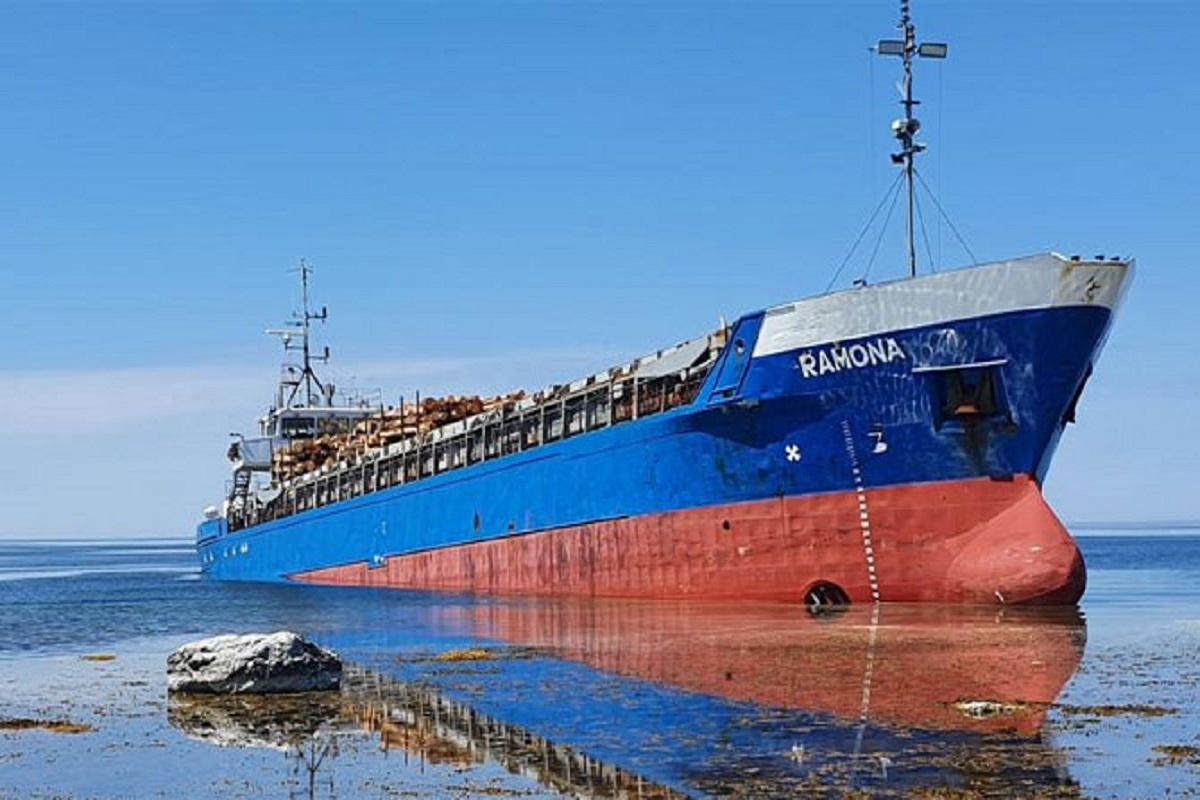 Φορτηγό  πλοίο προσάραξε λόγω του ότι αποκοιμήθηκε ο αξιωματικός φυλακής στη γέφυρα! - e-Nautilia.gr | Το Ελληνικό Portal για την Ναυτιλία. Τελευταία νέα, άρθρα, Οπτικοακουστικό Υλικό