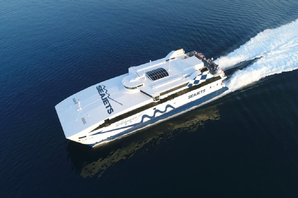 ΠΕΠΕΝ: ΚΑΤΑΓΓΕΛΙΑ, για τη σύλληψη του πλοιάρχου του SUPER RUNNER JET - e-Nautilia.gr | Το Ελληνικό Portal για την Ναυτιλία. Τελευταία νέα, άρθρα, Οπτικοακουστικό Υλικό