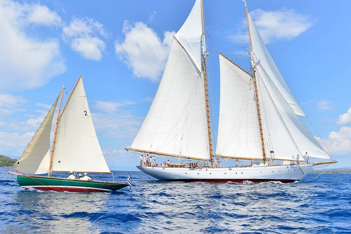 Spetses Classic Yacht Regatta 2021: Ο δημοφιλέστερος αγώνας κλασσικών σκαφών ιστιοπλοΐας στην Ελλάδα τίμησε τον τίτλο του - e-Nautilia.gr | Το Ελληνικό Portal για την Ναυτιλία. Τελευταία νέα, άρθρα, Οπτικοακουστικό Υλικό