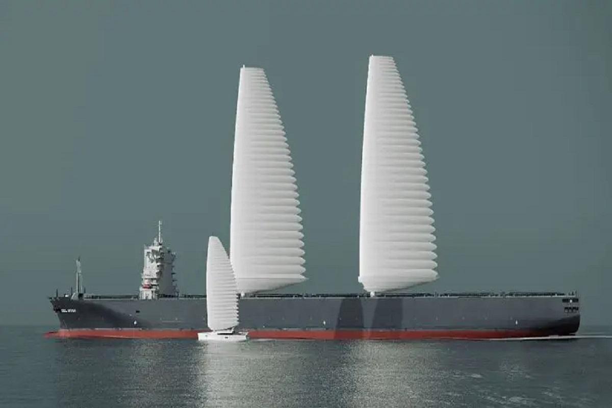 Αυτοματοποιημένο σύστημα για την πρόωση των πλοίων με την βοήθεια του ανέμου (video) - e-Nautilia.gr | Το Ελληνικό Portal για την Ναυτιλία. Τελευταία νέα, άρθρα, Οπτικοακουστικό Υλικό