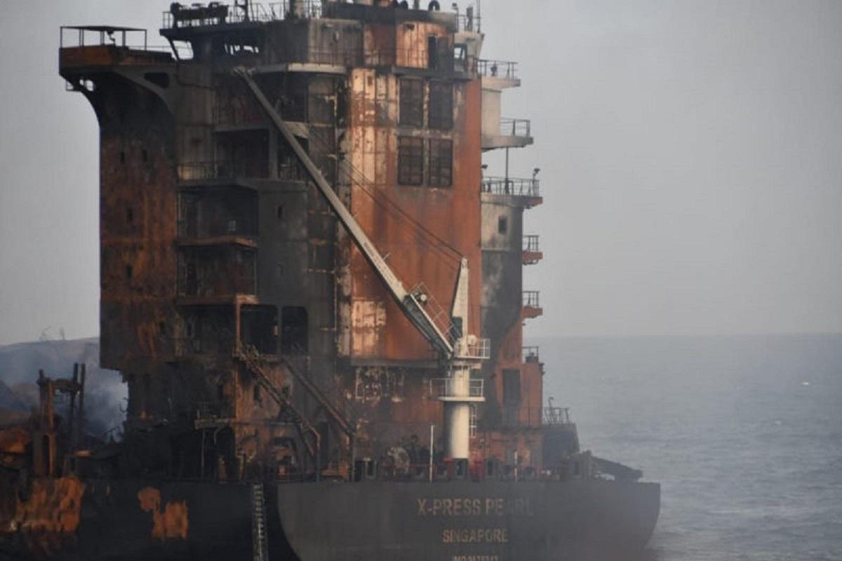 Οι ομάδες διάσωσης επιβιβάστηκαν στο MV X-Press Pearl – Συγκλονιστικές εικόνες ολικής καταστροφής - e-Nautilia.gr | Το Ελληνικό Portal για την Ναυτιλία. Τελευταία νέα, άρθρα, Οπτικοακουστικό Υλικό