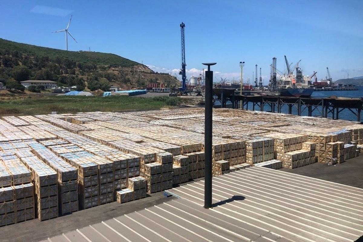 Απίστευτο: Τουρκική εταιρεία αντικαθιστά τα μεταλλικά εμπορευματοκιβώτια με ξύλινα κουτιά! - e-Nautilia.gr | Το Ελληνικό Portal για την Ναυτιλία. Τελευταία νέα, άρθρα, Οπτικοακουστικό Υλικό
