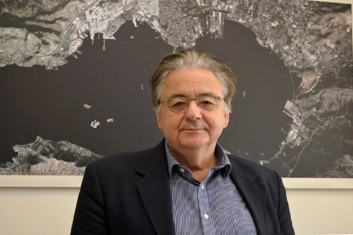 Ο Λιμένας Ελευσίνας συνδέεται με το σιδηροδρομικό δίκτυο και αναγνωρίζεται ο ρόλος του - e-Nautilia.gr | Το Ελληνικό Portal για την Ναυτιλία. Τελευταία νέα, άρθρα, Οπτικοακουστικό Υλικό