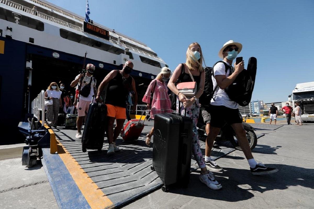 Ν. Χαρδαλιάς: Από 5 Ιουλίου μόνο με πιστοποιητικό εμβολιασμού ή νόσησης, μοριακό και rapid test η μετακίνηση στα νησιά - e-Nautilia.gr | Το Ελληνικό Portal για την Ναυτιλία. Τελευταία νέα, άρθρα, Οπτικοακουστικό Υλικό