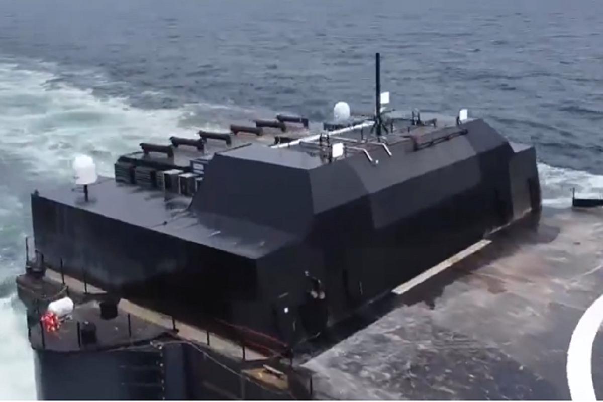 Η SpaceX έχει ήδη το μεγαλύτερο μη επανδρωμένο πλοίο σε λειτουργία! (video) - e-Nautilia.gr | Το Ελληνικό Portal για την Ναυτιλία. Τελευταία νέα, άρθρα, Οπτικοακουστικό Υλικό