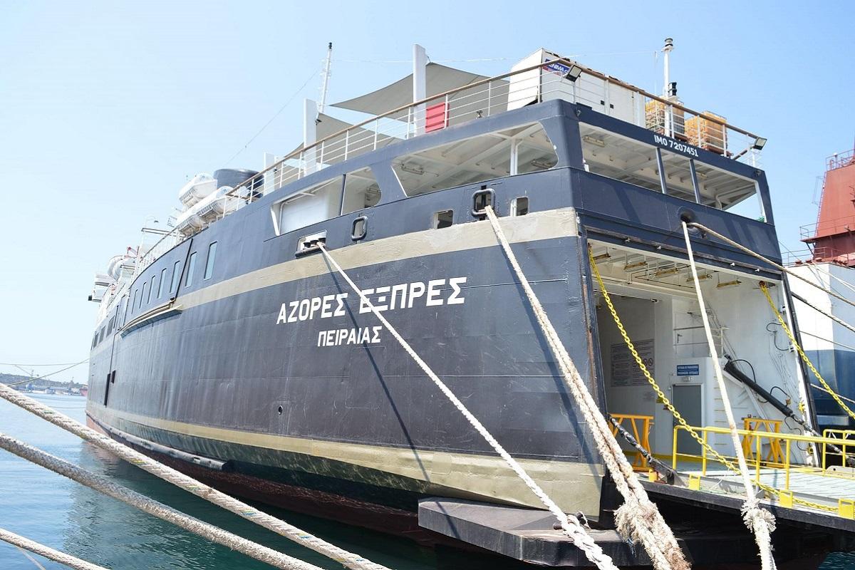 Στον στόλο της SEAJETS προστέθηκε το Azores Express – Θα το ονομάσει Aqua Star - e-Nautilia.gr   Το Ελληνικό Portal για την Ναυτιλία. Τελευταία νέα, άρθρα, Οπτικοακουστικό Υλικό