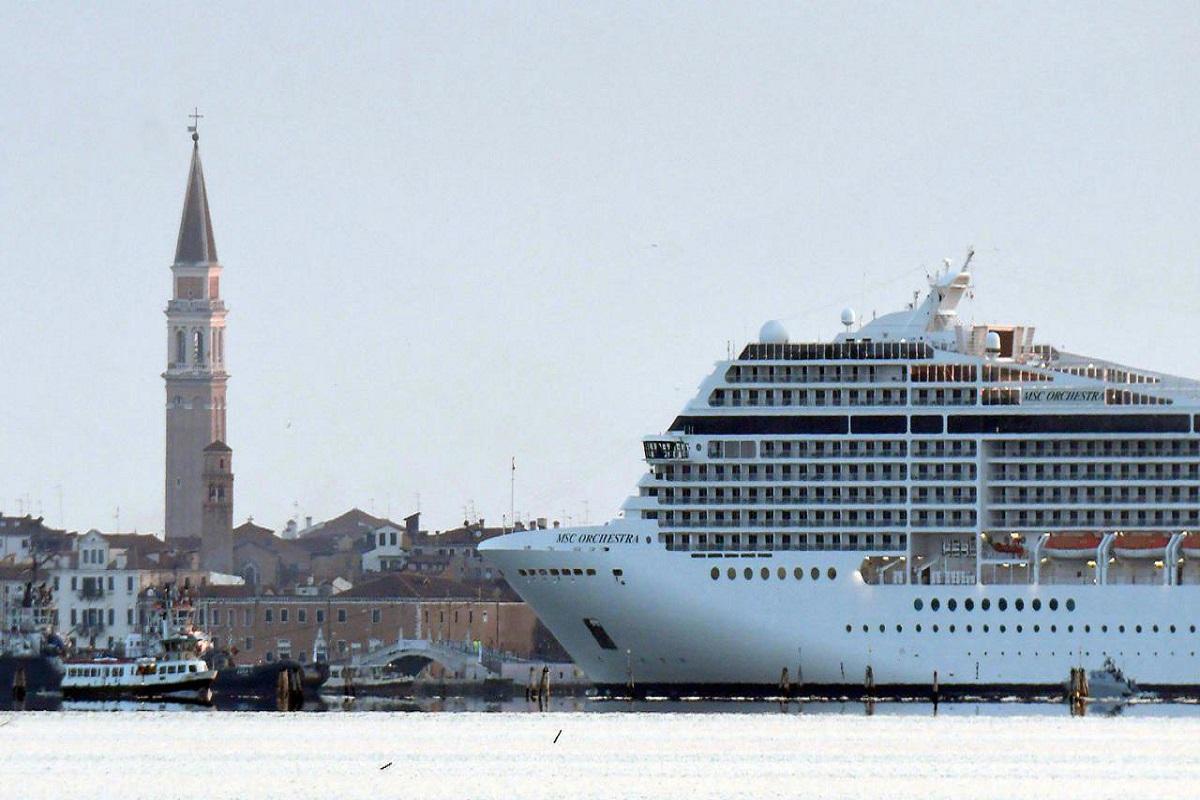 Απαγορεύονται τα κρουαζιερόπλοια στη Βενετία από την 1η Αυγούστου - e-Nautilia.gr | Το Ελληνικό Portal για την Ναυτιλία. Τελευταία νέα, άρθρα, Οπτικοακουστικό Υλικό