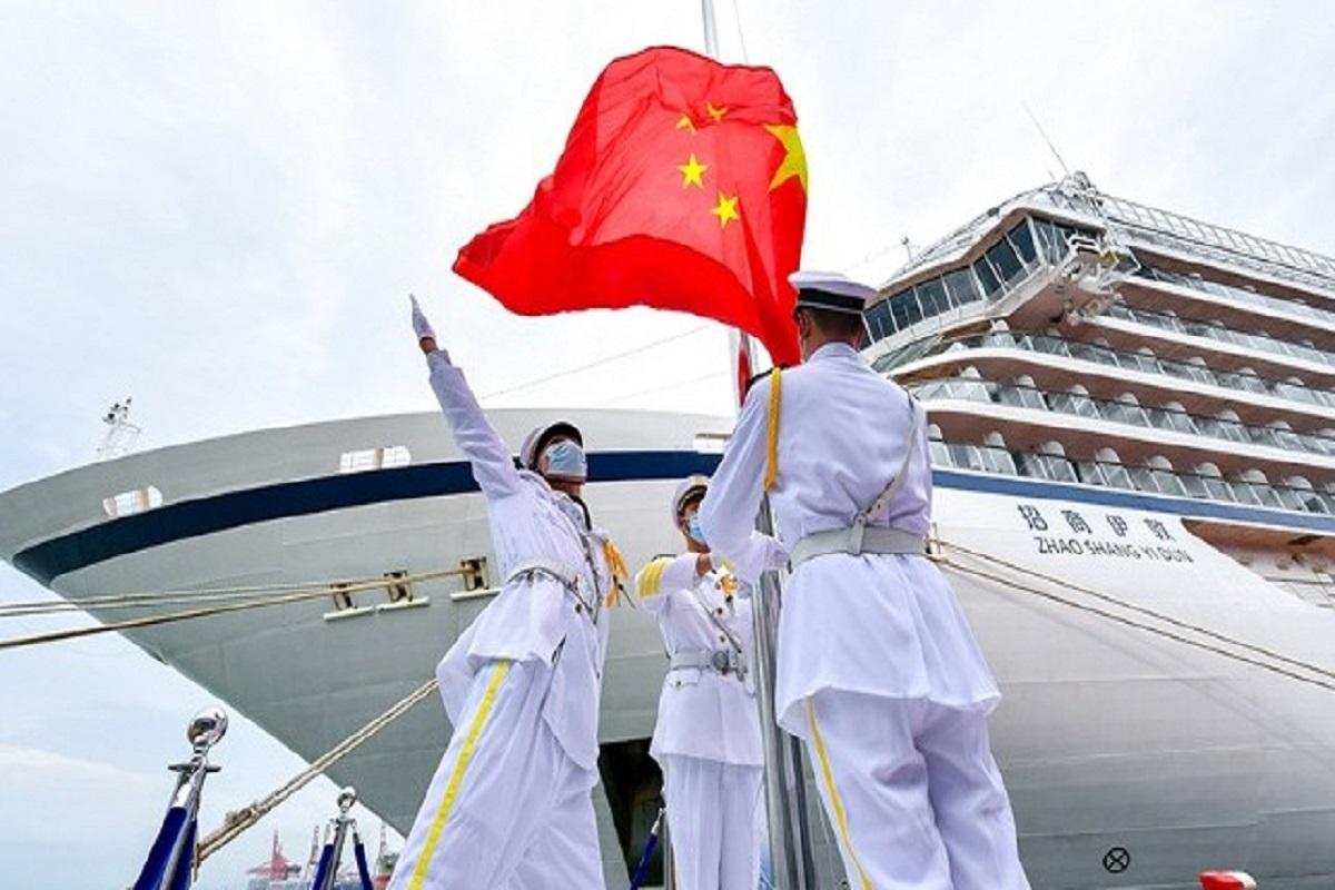 Το πρώτο πολυτελές κρουαζιερόπλοιο της Κίνας - e-Nautilia.gr | Το Ελληνικό Portal για την Ναυτιλία. Τελευταία νέα, άρθρα, Οπτικοακουστικό Υλικό