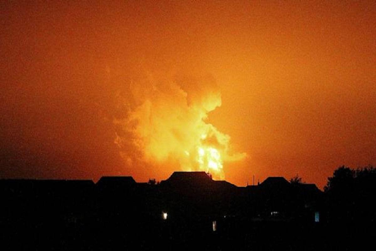 ΒΙΝΤΕΟ: Τεράστια έκρηξη σε πηγή πετρελαίου και φυσικού αερίου στην Κασπία Θάλασσα - e-Nautilia.gr | Το Ελληνικό Portal για την Ναυτιλία. Τελευταία νέα, άρθρα, Οπτικοακουστικό Υλικό