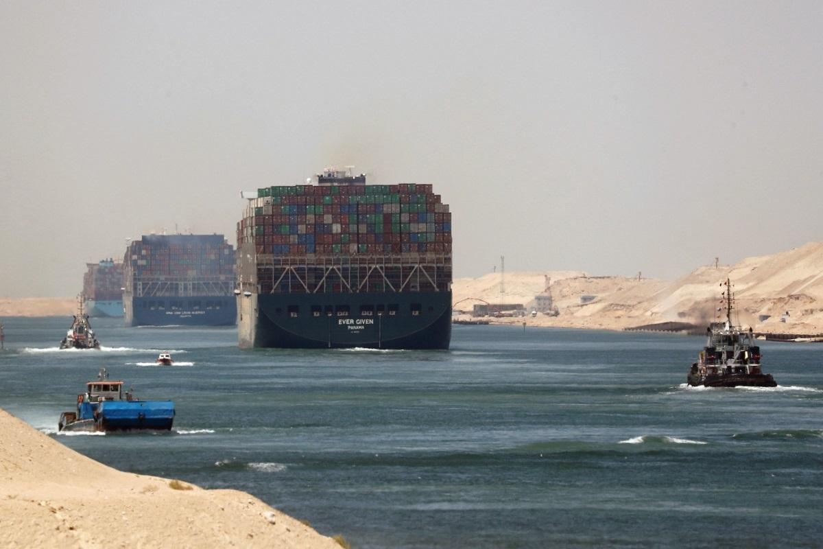 Το Ever Given κατευθύνεται επιτέλους στο λιμάνι του Ρότερνταμ μετά από 112 ημέρες! - e-Nautilia.gr | Το Ελληνικό Portal για την Ναυτιλία. Τελευταία νέα, άρθρα, Οπτικοακουστικό Υλικό