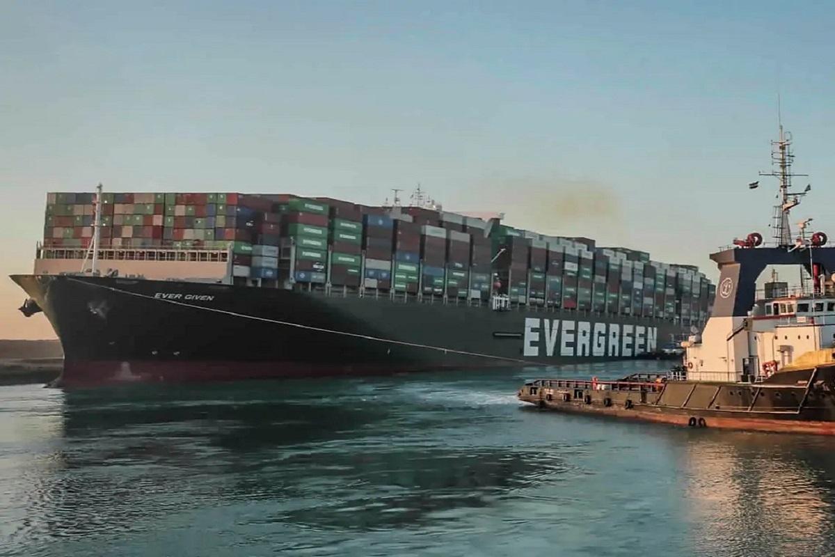 «Σήκωσε άγκυρες» το Ever Given και κατευθύνεται προς την Μεσόγειο - e-Nautilia.gr | Το Ελληνικό Portal για την Ναυτιλία. Τελευταία νέα, άρθρα, Οπτικοακουστικό Υλικό