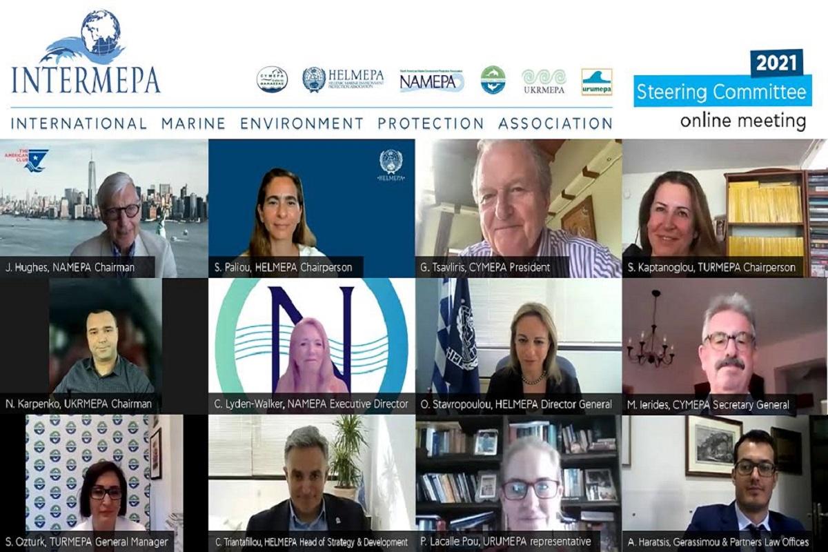 Η Πρόεδρος της HELMEPA Σεμίραμις Παληού, νέα Αντιπρόεδρος της INTERMEPA - e-Nautilia.gr | Το Ελληνικό Portal για την Ναυτιλία. Τελευταία νέα, άρθρα, Οπτικοακουστικό Υλικό