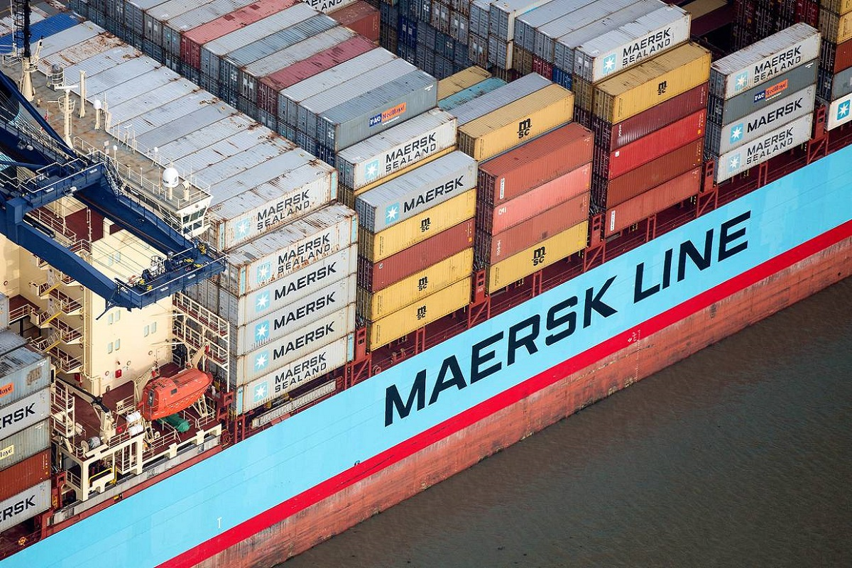 Maersk: «Βάζει πλώρη» για το πρώτο containership με «πράσινη» μεθανόλη - e-Nautilia.gr   Το Ελληνικό Portal για την Ναυτιλία. Τελευταία νέα, άρθρα, Οπτικοακουστικό Υλικό