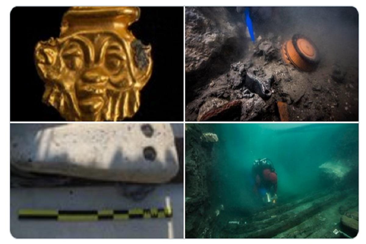 Μοναδικός αρχαιολογικός θησαυρός στον βυθό της Μεσογείου -Βρέθηκαν ελληνικοί τάφοι στην Αίγυπτο - e-Nautilia.gr | Το Ελληνικό Portal για την Ναυτιλία. Τελευταία νέα, άρθρα, Οπτικοακουστικό Υλικό