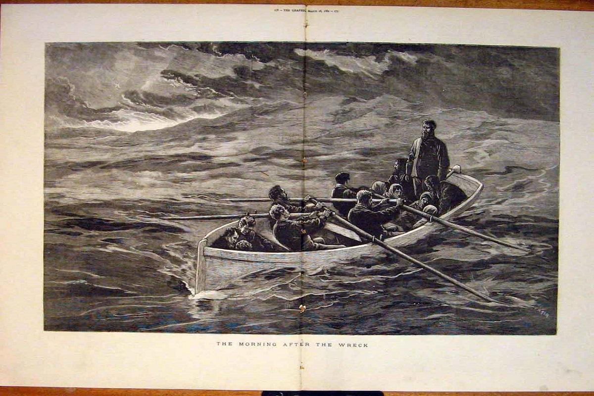 Οι 3 ναυαγοί, με το ίδιο ονοματεπώνυμο, που σκότωσαν και έφαγαν έναν συνταξιδιώτη τους, για να επιβιώσουν - e-Nautilia.gr | Το Ελληνικό Portal για την Ναυτιλία. Τελευταία νέα, άρθρα, Οπτικοακουστικό Υλικό
