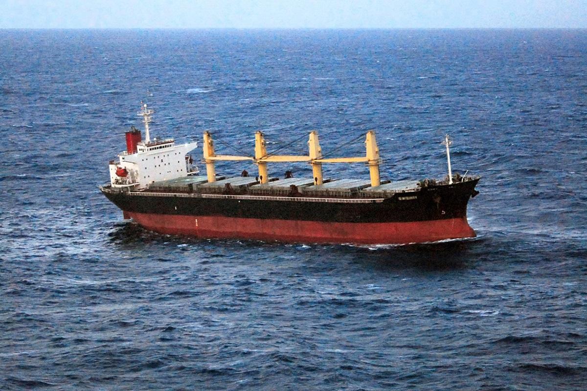 Προσάραξη φορτηγού πλοίου στην Πάτρα - e-Nautilia.gr | Το Ελληνικό Portal για την Ναυτιλία. Τελευταία νέα, άρθρα, Οπτικοακουστικό Υλικό