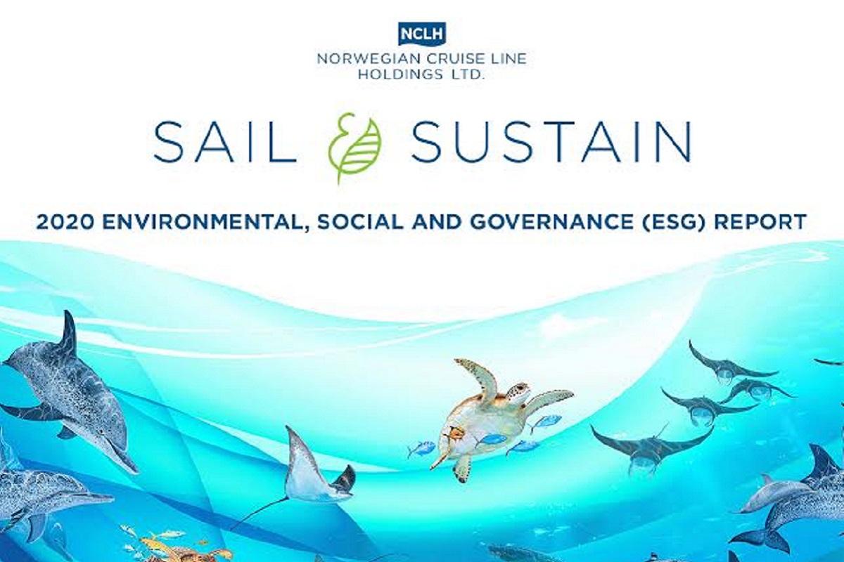 "Norwegian Cruise Line Holdings: Σε πέντε βασικούς πυλώνες αναπτύσσεται το επανασχεδιασμένο παγκόσμιο πρόγραμμα εταιρικής βιωσιμότητας ""Sail & Sustain"" - e-Nautilia.gr | Το Ελληνικό Portal για την Ναυτιλία. Τελευταία νέα, άρθρα, Οπτικοακουστικό Υλικό"