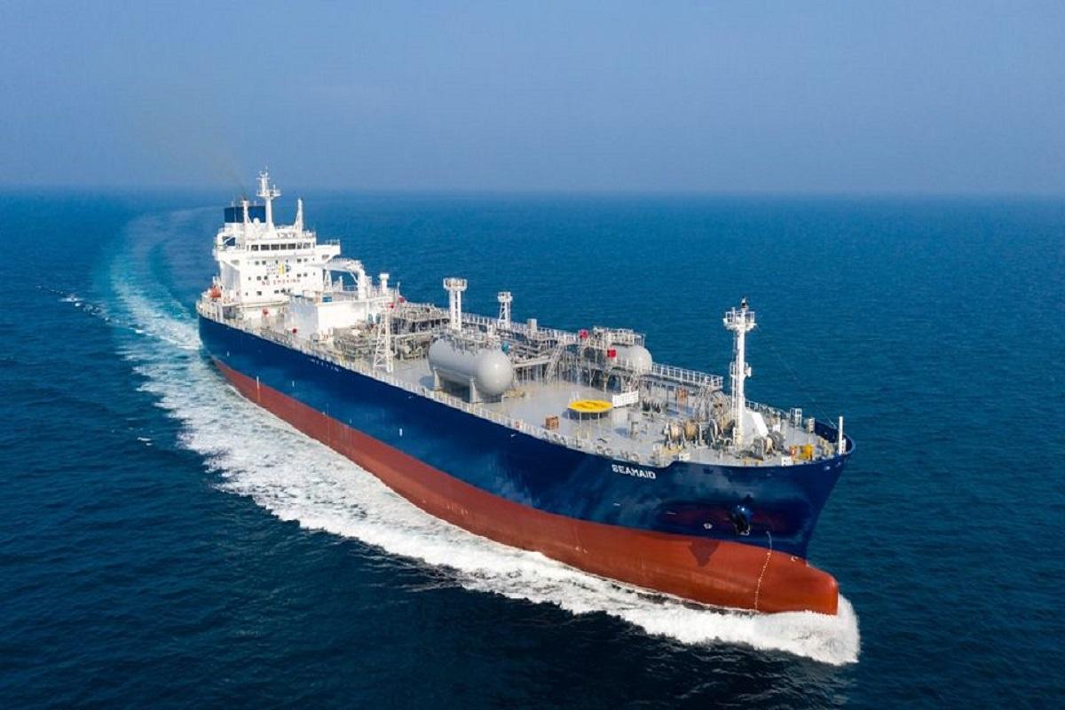 Η Thenamaris παρέλαβε το νέο πλοίο LPG SEAMAID - e-Nautilia.gr | Το Ελληνικό Portal για την Ναυτιλία. Τελευταία νέα, άρθρα, Οπτικοακουστικό Υλικό