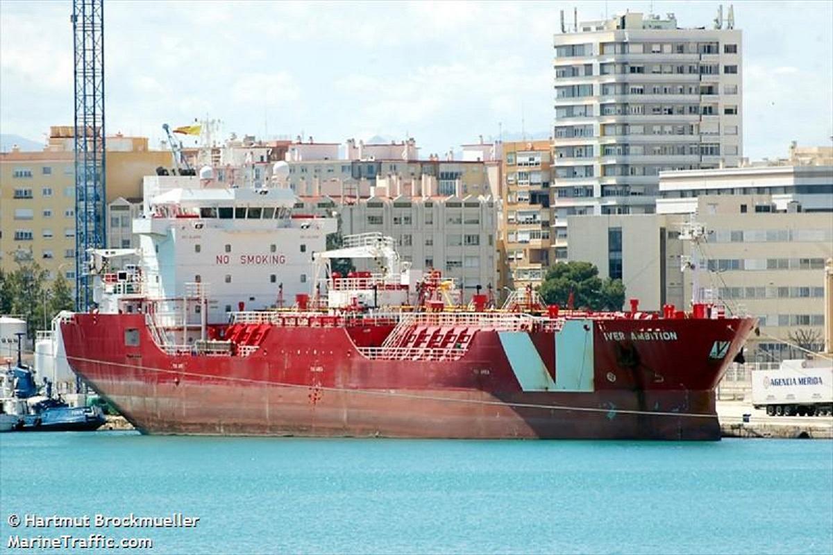 Δεξαμενόπλοιο διέκοψε το ταξίδι του στον Ατλαντικό- 12 μέλη του πληρώματος θετικά στον κορονοϊό - e-Nautilia.gr | Το Ελληνικό Portal για την Ναυτιλία. Τελευταία νέα, άρθρα, Οπτικοακουστικό Υλικό