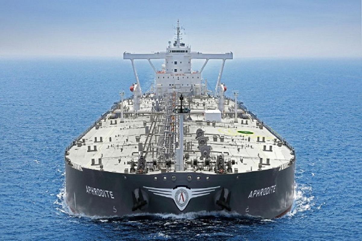Ύψωσε Ελληνική Σημαία το δεξαμενόπλοιο «Αφροδίτη» - e-Nautilia.gr | Το Ελληνικό Portal για την Ναυτιλία. Τελευταία νέα, άρθρα, Οπτικοακουστικό Υλικό