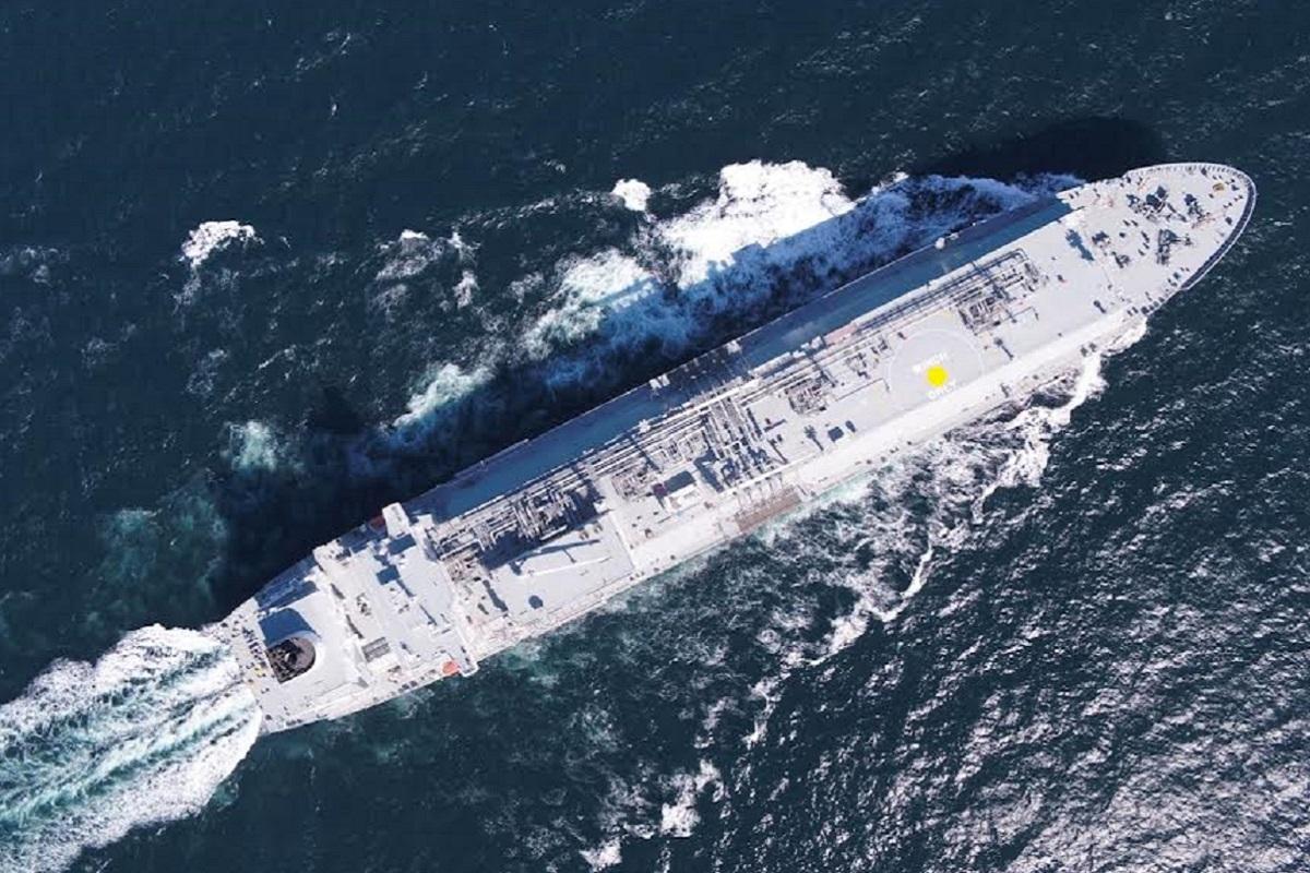 Attalos: Το νεότευκτο LNG Carrier της Capital Gas - e-Nautilia.gr   Το Ελληνικό Portal για την Ναυτιλία. Τελευταία νέα, άρθρα, Οπτικοακουστικό Υλικό