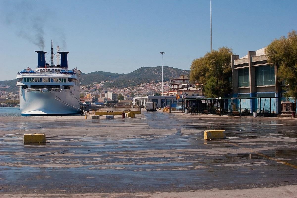Μηχανική βλάβη και επακούμβιση Φ/Γ-Ο/Γ πλοίου στην Μυτιλήνη - e-Nautilia.gr   Το Ελληνικό Portal για την Ναυτιλία. Τελευταία νέα, άρθρα, Οπτικοακουστικό Υλικό