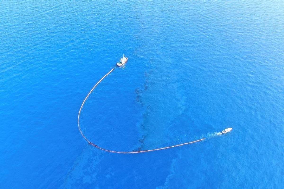 Άμεση η κινητοποίηση για τον περιορισμό της θαλάσσιας ρύπανσης του ναυαγίου του φορτηγού πλοίου «SEA BIRD» (video) - e-Nautilia.gr | Το Ελληνικό Portal για την Ναυτιλία. Τελευταία νέα, άρθρα, Οπτικοακουστικό Υλικό