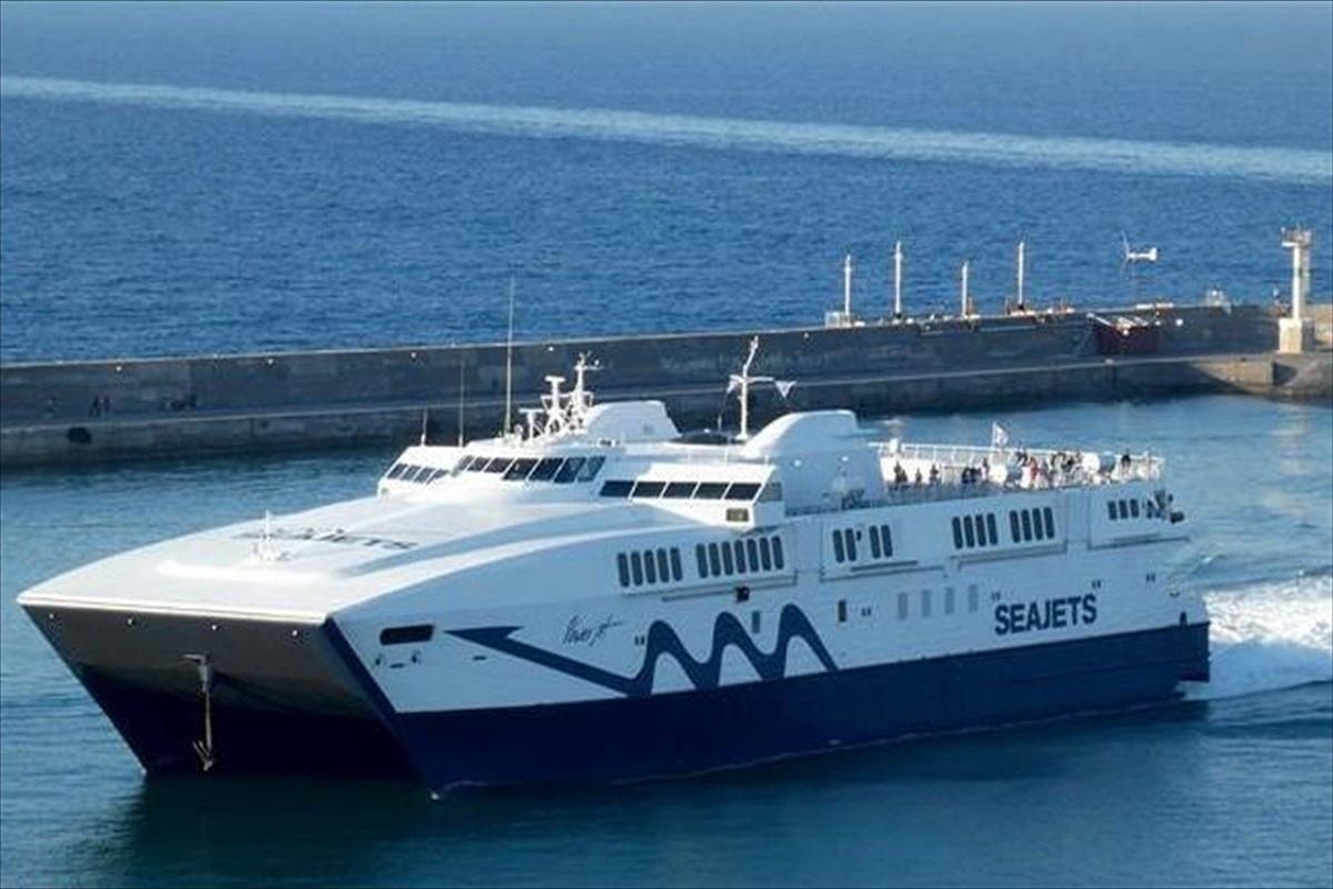 Ανακοίνωση του λιμενικού για την εισροή υδάτων στο «Power Jet» - e-Nautilia.gr | Το Ελληνικό Portal για την Ναυτιλία. Τελευταία νέα, άρθρα, Οπτικοακουστικό Υλικό