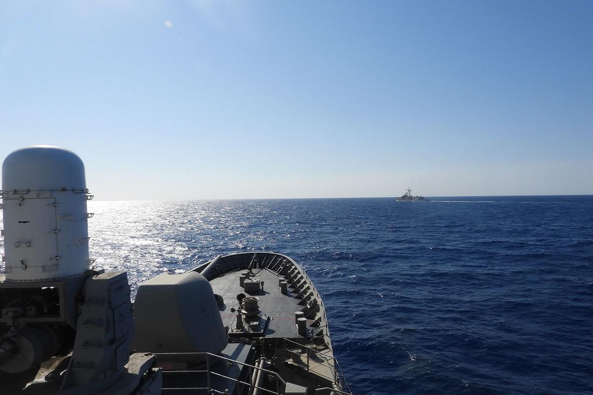 Κατέπλευσε σε νέα ναυτική βάση της Αιγύπτου η Φρεγάτα «Σαλαμίς» - e-Nautilia.gr   Το Ελληνικό Portal για την Ναυτιλία. Τελευταία νέα, άρθρα, Οπτικοακουστικό Υλικό