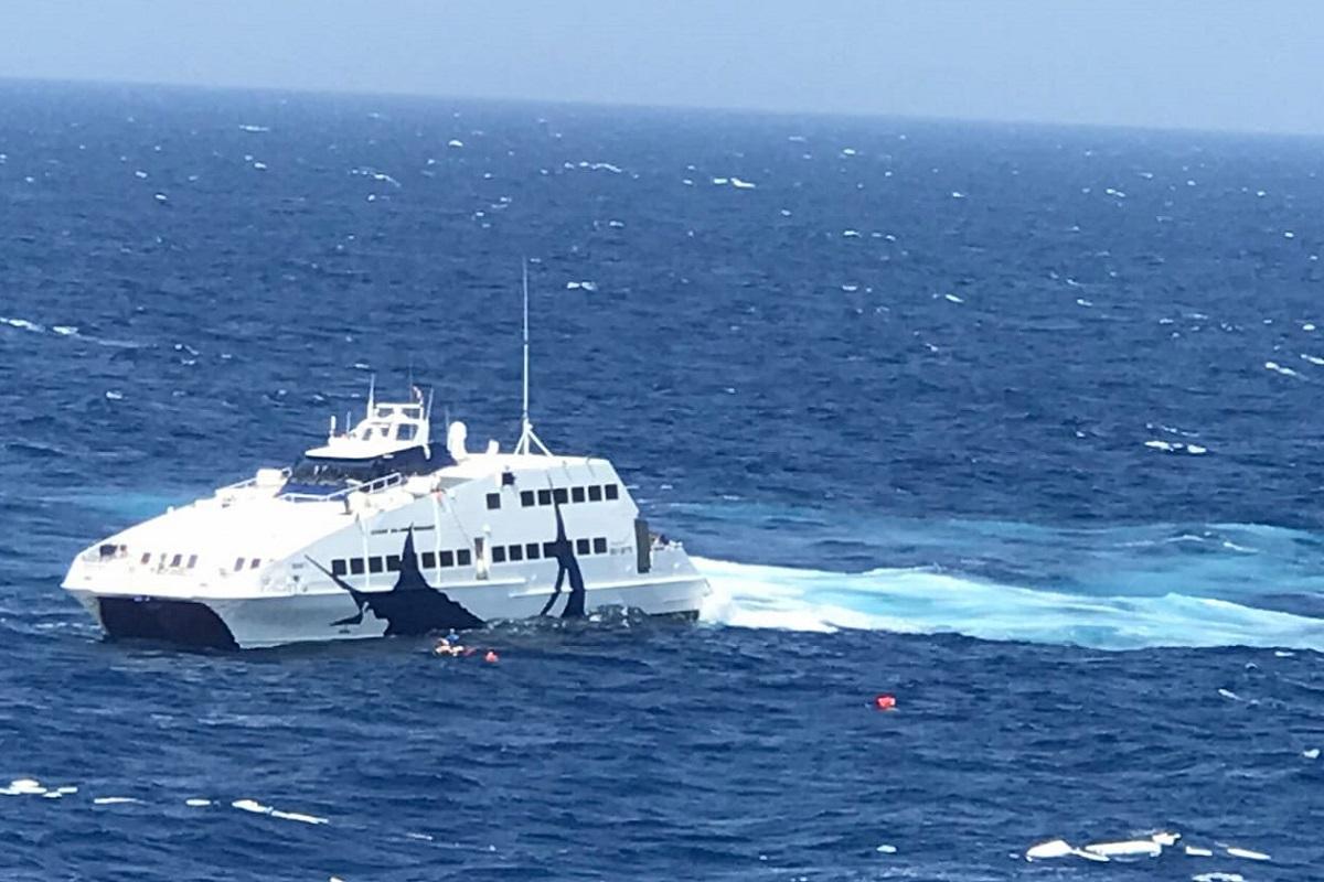 Συγχαρητήριο μήνυμα της ΠΕΝΕΝ στο πλήρωμα του SEA JET 2 - e-Nautilia.gr   Το Ελληνικό Portal για την Ναυτιλία. Τελευταία νέα, άρθρα, Οπτικοακουστικό Υλικό