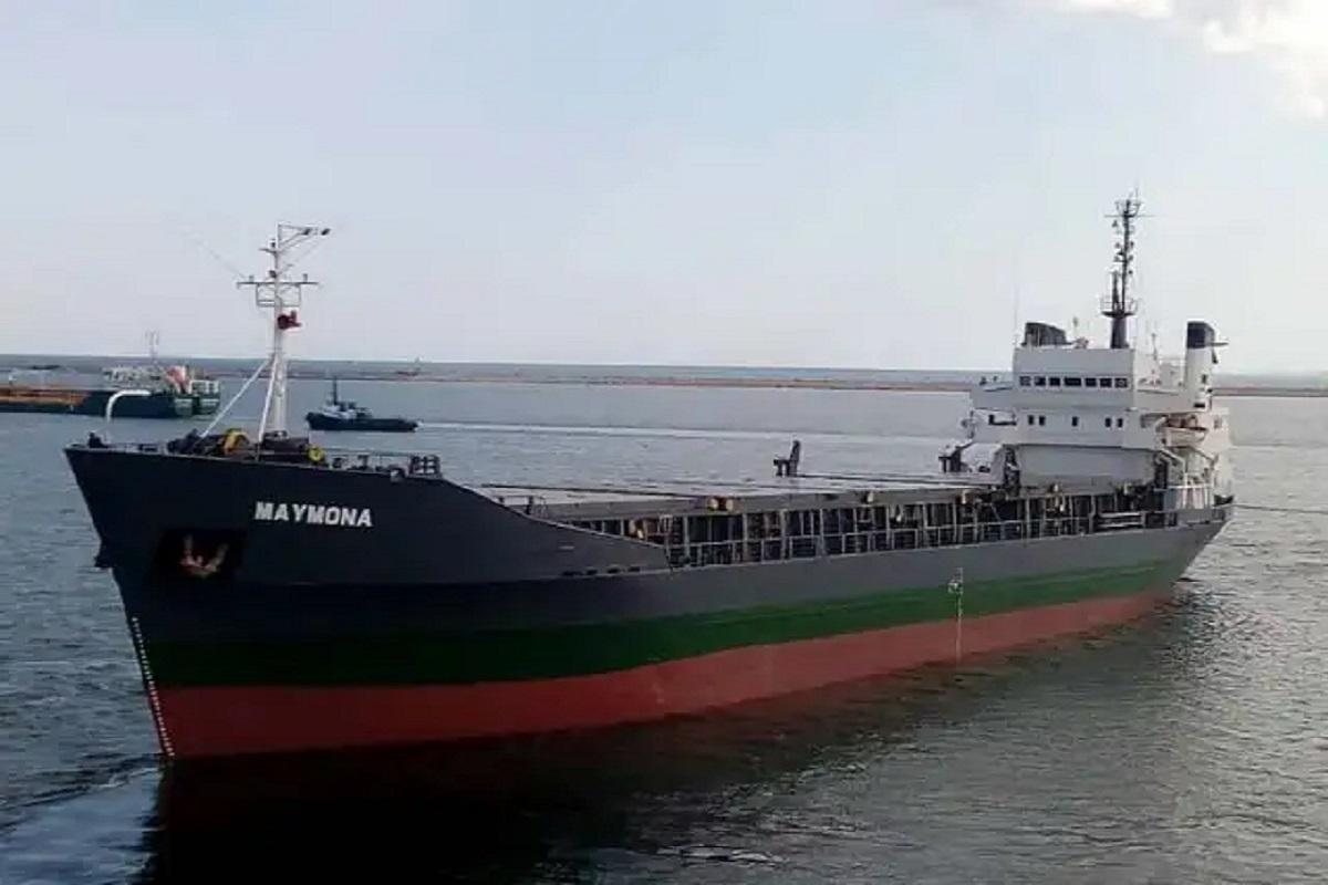Αποκολλήθηκε το φορτηγό πλοίο που είχε προσαράξει στην Πάτρα - e-Nautilia.gr | Το Ελληνικό Portal για την Ναυτιλία. Τελευταία νέα, άρθρα, Οπτικοακουστικό Υλικό