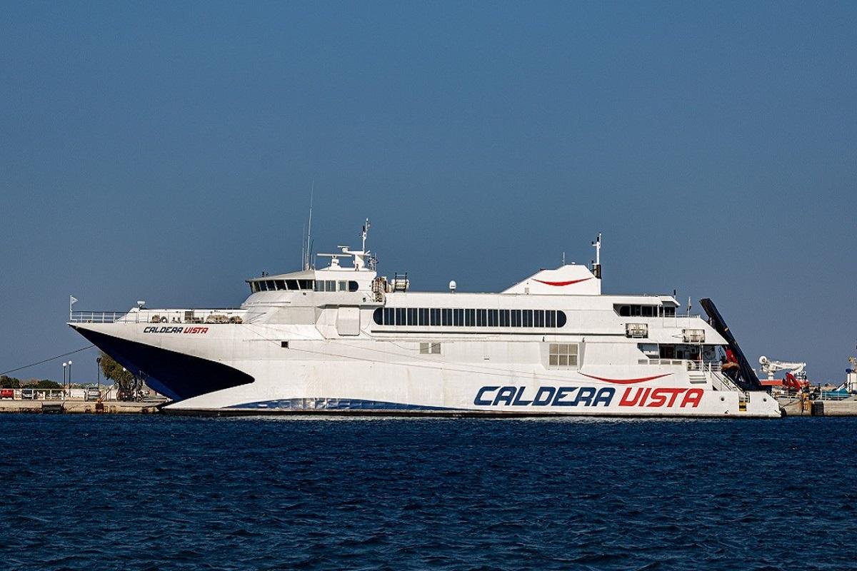 Πρόσκρουση του Caldera Vista στο λιμάνι της Σύρου - e-Nautilia.gr   Το Ελληνικό Portal για την Ναυτιλία. Τελευταία νέα, άρθρα, Οπτικοακουστικό Υλικό