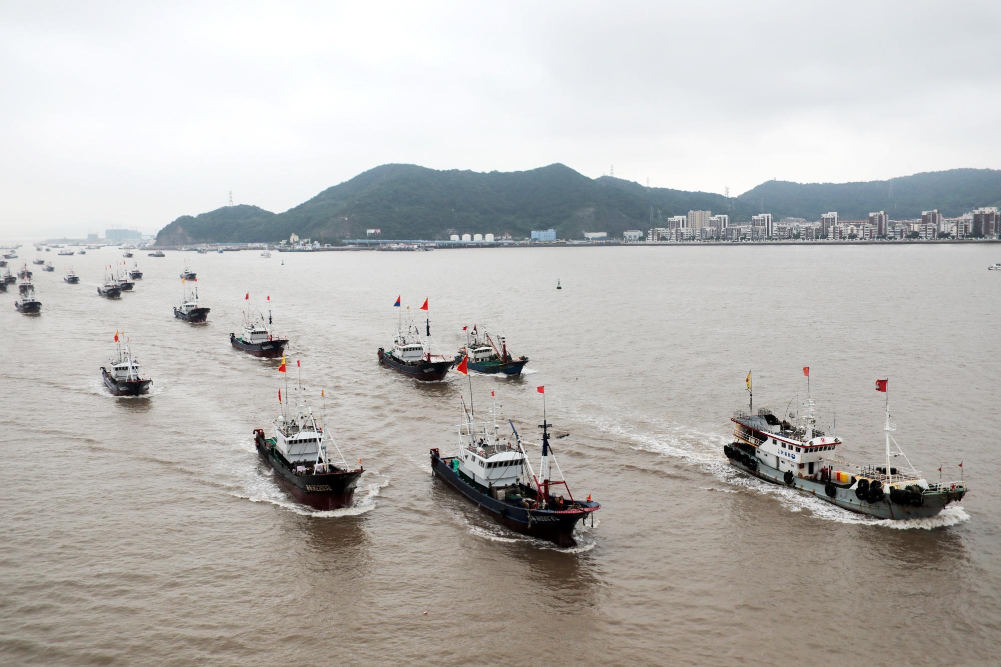 Σύγκρουση φορτηγού πλοίου με αλιευτικό στην Κίνα – 1 νεκρός και δύο αγνοούμενοι - e-Nautilia.gr | Το Ελληνικό Portal για την Ναυτιλία. Τελευταία νέα, άρθρα, Οπτικοακουστικό Υλικό