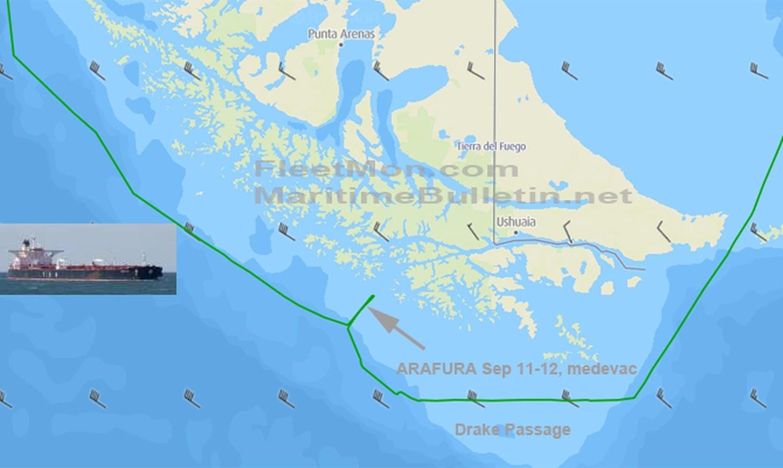 Τραγικός θάνατος ναυτικών VLCC πλοίου: Τραυματίστηκαν θανάσιμα από κύμα - e-Nautilia.gr | Το Ελληνικό Portal για την Ναυτιλία. Τελευταία νέα, άρθρα, Οπτικοακουστικό Υλικό