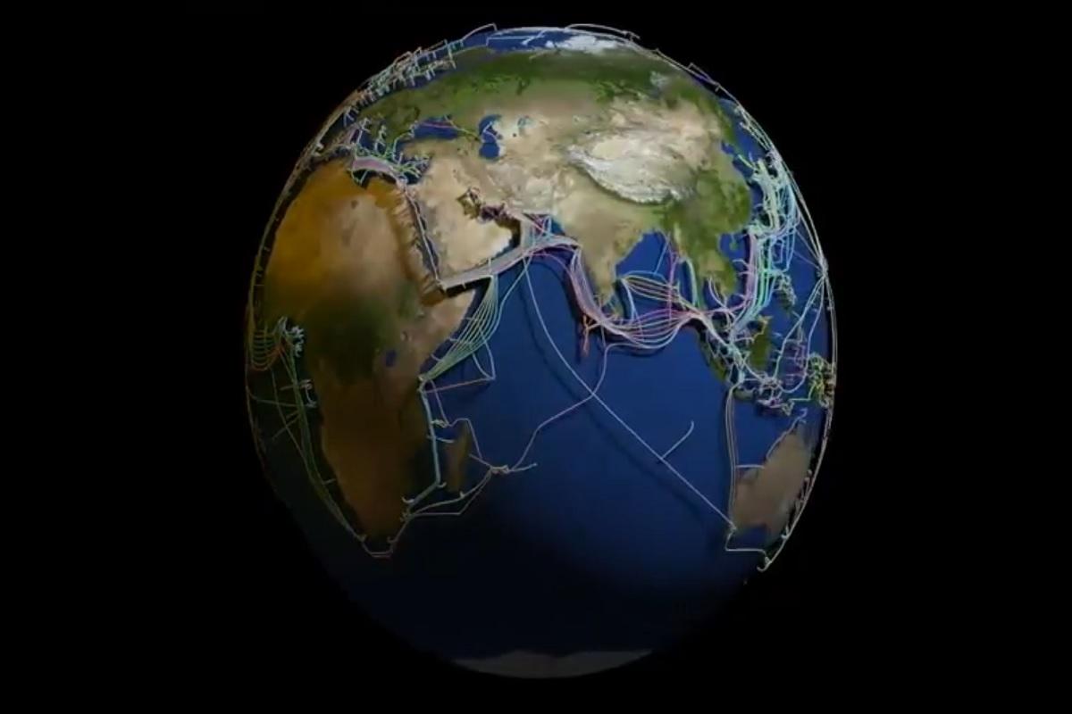 Εντυπωσιακό 3D βίντεο με τα υποβρύχια καλώδια που συνδέουν τον πλανήτη μας! - e-Nautilia.gr | Το Ελληνικό Portal για την Ναυτιλία. Τελευταία νέα, άρθρα, Οπτικοακουστικό Υλικό