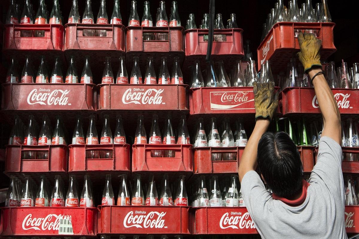 Η Coca-Cola στρέφεται στα Bulkers εν μέσω του χάους των πλοίων containers! - e-Nautilia.gr | Το Ελληνικό Portal για την Ναυτιλία. Τελευταία νέα, άρθρα, Οπτικοακουστικό Υλικό