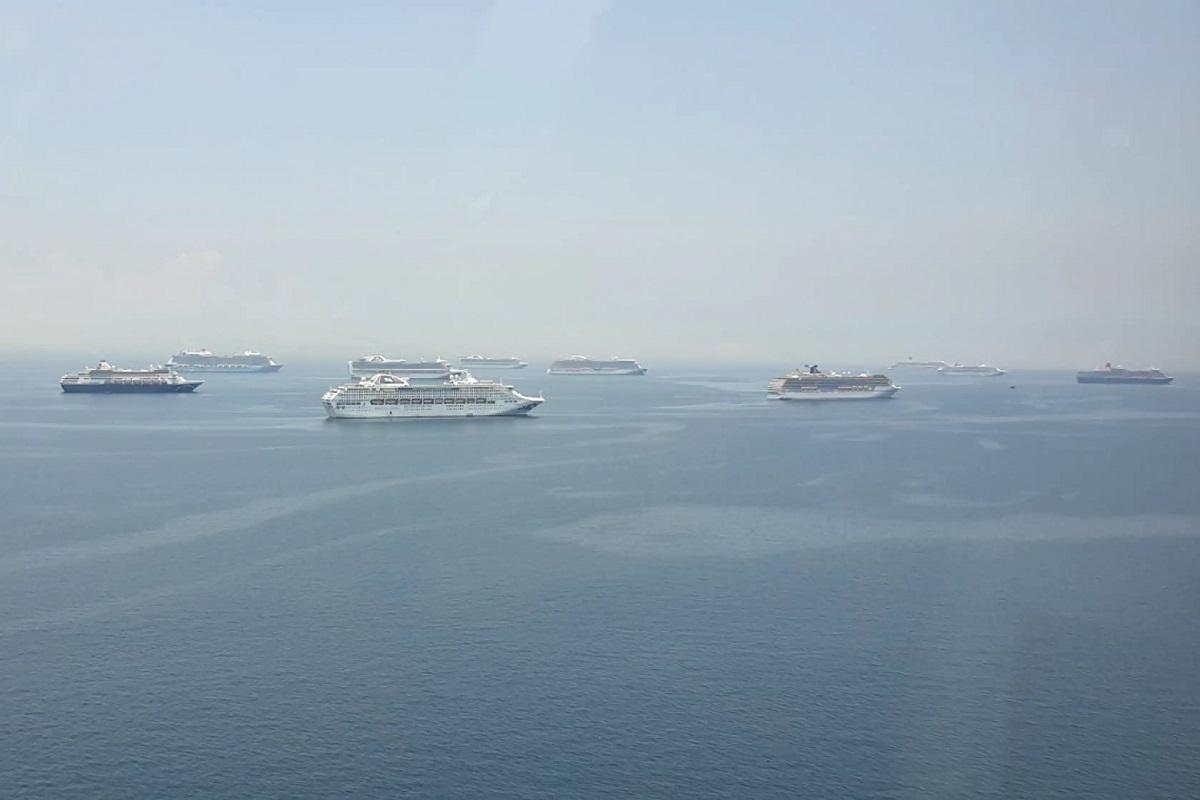 Πραγματικό συμβάν: Κρουαζιερόπλοιο έχασε μέσα σε μία ημέρα και τις δύο του άγκυρες - e-Nautilia.gr   Το Ελληνικό Portal για την Ναυτιλία. Τελευταία νέα, άρθρα, Οπτικοακουστικό Υλικό