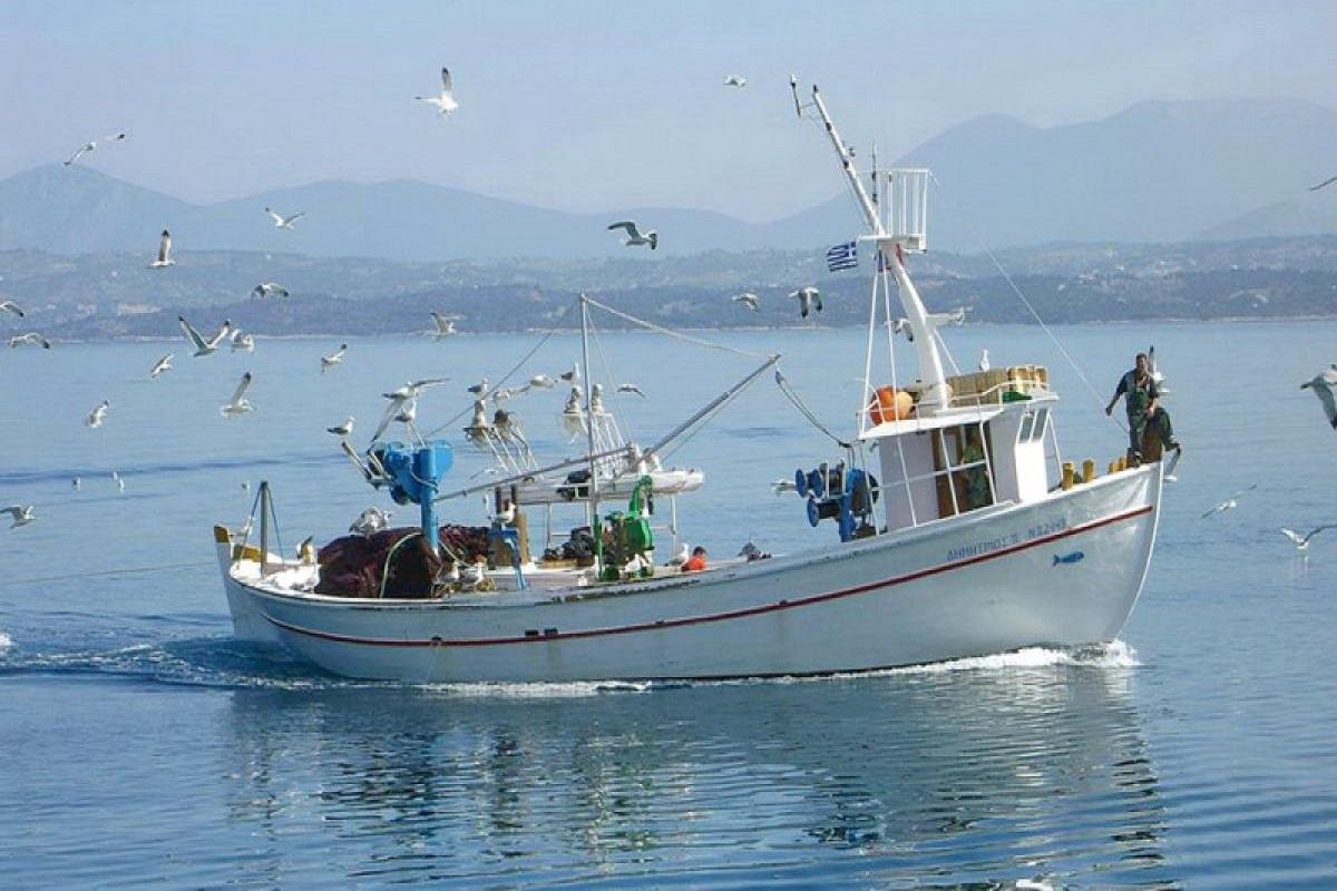 Συνάντηση στο Υπουργείο Ναυτιλίας για θέματα αλιείας