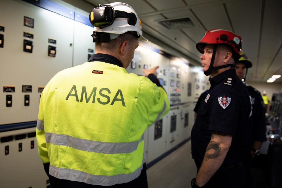 Η Αυστραλία απαγόρευσε φορτηγό πλοίο από τα λιμάνια της για παραβιάσεις της Σύμβασης Ναυτικής Εργασίας - e-Nautilia.gr   Το Ελληνικό Portal για την Ναυτιλία. Τελευταία νέα, άρθρα, Οπτικοακουστικό Υλικό