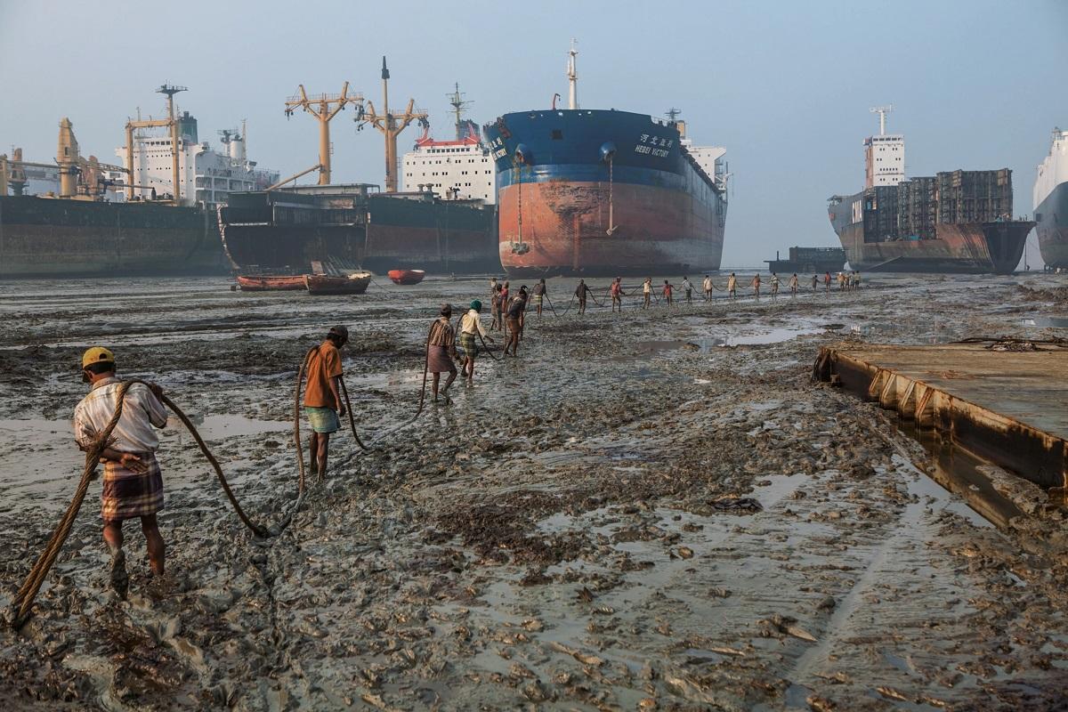 ΜΚΟ Shipbreaking Platform: Ρεκόρ στον αριθμό θανάτων στα διαλυτήρια στην παραλία Chattogram του στο Μπαγκλαντές - e-Nautilia.gr   Το Ελληνικό Portal για την Ναυτιλία. Τελευταία νέα, άρθρα, Οπτικοακουστικό Υλικό