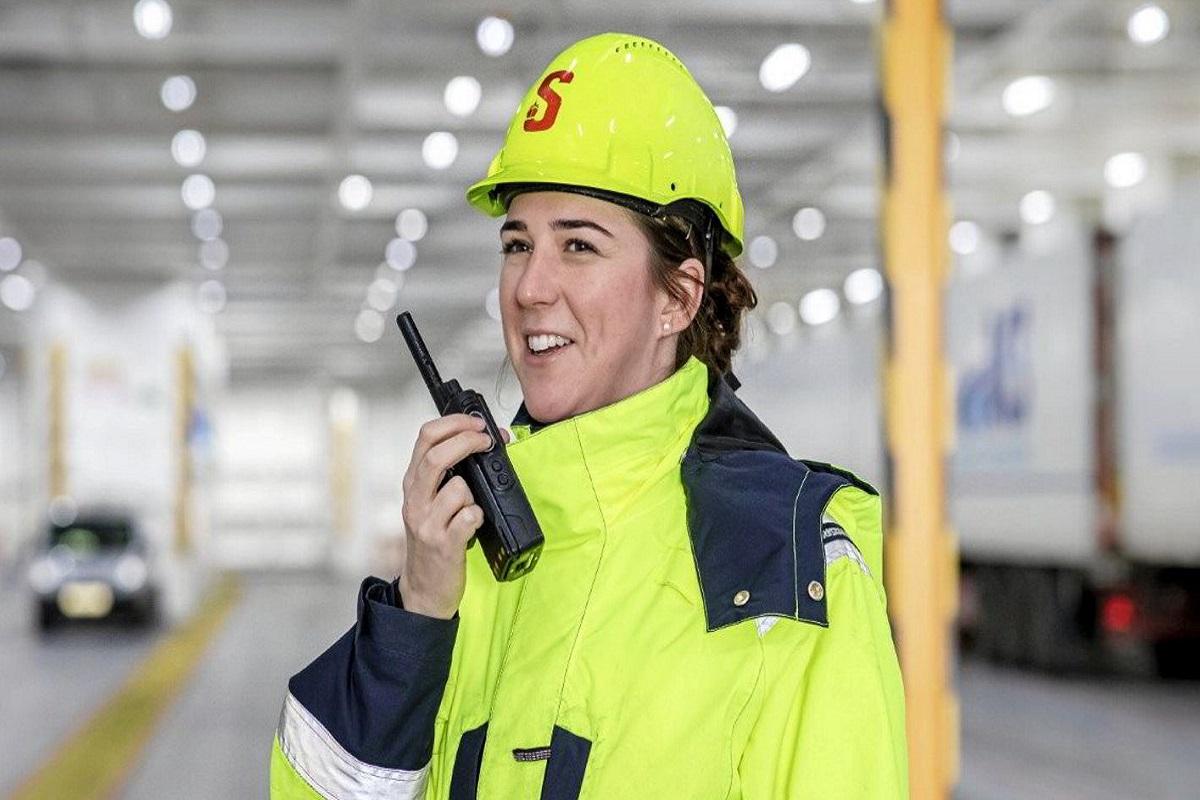 Η πρώτη γυναίκα καπετάνιος στον γίγαντα των ferry Stena Line είναι γεγονός! - e-Nautilia.gr   Το Ελληνικό Portal για την Ναυτιλία. Τελευταία νέα, άρθρα, Οπτικοακουστικό Υλικό