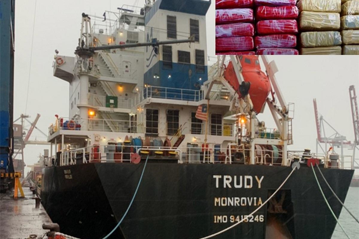 Φορτηγό πλοίο με 1,1 τόνους κοκαΐνη εντοπίστηκε από τις Γαλλικές αρχές στο κανάλι της Μάγχης - e-Nautilia.gr   Το Ελληνικό Portal για την Ναυτιλία. Τελευταία νέα, άρθρα, Οπτικοακουστικό Υλικό